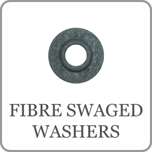 fibre swaged washers